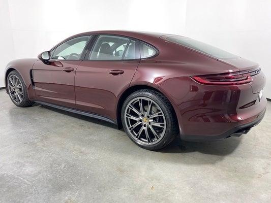 2020 Porsche Panamera 4 Orlando Fl