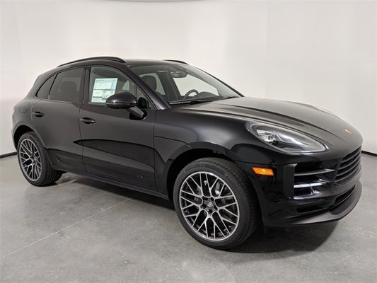 2020 Porsche Macan S Orlando Fl