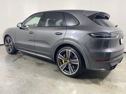 2020 Porsche Cayenne Turbo Orlando Fl
